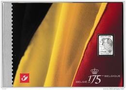 COB 3418  175 Jaar Belgie/ans Belgique Met/avec BL118 MNH - Belgium