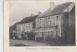 POUILLENAY     PLACE PION . COTE EST - France