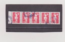 FRANCE    1989  Y.T. N° 2614  Oblitéré - 1989-96 Marianne Du Bicentenaire