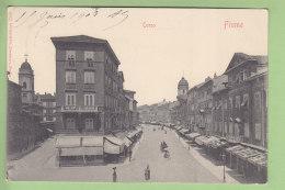 FIUME : Corso. Dos Simple. 2 Scans. Edition Stengel & Co - Autres Villes