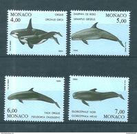 Monaco Timbres  De 1994  N°1926 A 1929  Neufs ** Parfait - Neufs