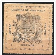 Venezuela: Stemma Nazionale, Armoiries National, National Coat Of Arms - Francobolli