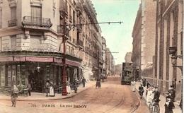772 - PARIS   - LA RUE DIDOT    C.M. - Distretto: 14