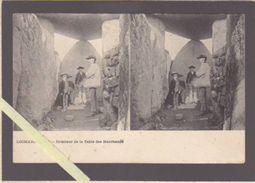 Morbihan - Vue Stéréo - Locmariaquer - Intérieur De La Table Des Marchands - Précurseur - Locmariaquer