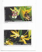 Nouvelle-Calédonie N°614-615** - Nouvelle-Calédonie