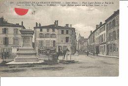 55 - SAINT MIHIEL - Place Ligier Richier - Saint Mihiel