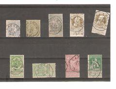 Belgique-België TP Oblitérés Laeken AP1153 - 1905 Grosse Barbe