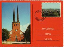 Växsjö - Hälsning Från - Greetings From - Sweden