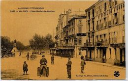 CPA Valence Drôme Département 26 Non Circulé Commerces - Valence