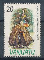 Vanuatu  N°705 (*) Costume Traditionnel - Vanuatu (1980-...)