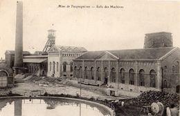 MINE DE TUCQUEGNIEUX SALLE DES MACHINES (THEME MINE) - Other Municipalities
