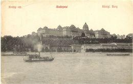 Hongrie // CPA ///  Budapest - Hongrie