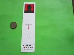 MICHAEL JORDAN - Carte Parfumée - Perfume Cards