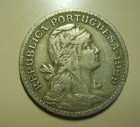 Portugal 50 Centavos 1929 - Portugal