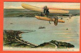 Carte Postale Aviation Le Havre / Trouville Cp Non Voyagé  Scans Recto Et Verso Pour état - Si 137 - ....-1914: Precursors