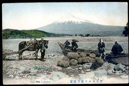 Cpa Du Japon Fuji From Fuji River   SEP17-45 - Tokyo