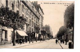 Seine Saint-Denis : Noisy Le Sec : Rue De La Forge - Noisy Le Sec