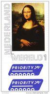 Persoonlijke Postzegel We13A Mobiele OKI531 Printer Filateliebeurs 2013 NIEUW!! Leonardo Da Vinci - Mona Lisa - Sellos Privados