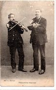 Musique : Phénomènes Musicaux : Musiciens Handicapés - Music And Musicians