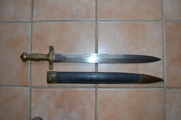 1 Glaive 1831 - Armes Blanches