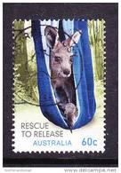 2010. AUSTRALIAN DECIMAL. Wildlife Caring: Rescue To Release. 60c. Joey. FU. - 2010-... Elizabeth II