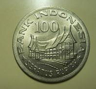 Indonesia 100 Rupees 1978 - Indonesia