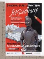 BéDédicaces - Saison Du 9e Art à Montreux - Affiches & Offsets