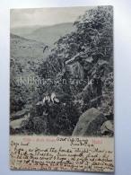 BRASILE BRASIL NATAL Cliffs Monte Christo Old Postcard - Rio De Janeiro