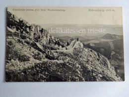 AUSTRIA OSTERREICH SCHNEEBERG Hotel Hochschneeberg AK Old Postcard - Wiener Neustadt