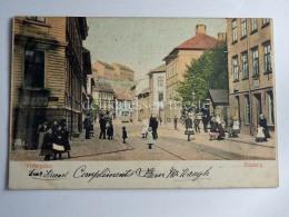 SVEZIA Sverige SWEDEN GOTEBORG TRAM TRAMWAY Westergatan Old Postcard - Svezia