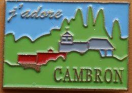 X   23..)..........ECUSSON.........CAMBRON............................département De La Somme En Région Hauts-de-France. - Cities