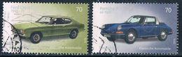 2016  Klassische Automobile  (Satz Gezähnt) - Oblitérés
