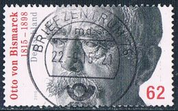 2015 200. Geburtstag Von Otto Von Bismarck - [7] Federal Republic