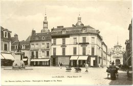 72/CPA A 1900 - La Fleche - Place Henri IV - La Fleche
