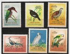 Vietnam: Uccelli Diversi, Different Birds, Différents Oiseaux - Altri