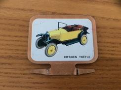 Plaque En Tôle HUILE Mobil «CITROEN 5 CH TRÈFLE 1923» (voiture, Traction) - Automotive