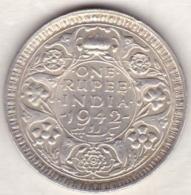BRITISH INDIA . One RUPEE 1942 L (LAHORE) . GEORGE VI .ARGENT - India