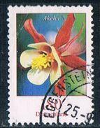 2014 Dauerserie Blumen  (Akelei) - Used Stamps