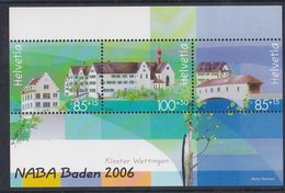 Suisse  B.F. N° 40** - Blocs & Feuillets