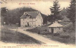 Carte Postale Ancienne De  COL Des FEIGNES Sous VOLOGNE - France