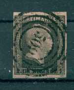 Preussen. König Friedrich Wilhelm IV., Nr. 2 B Stempel 509 - Prussia