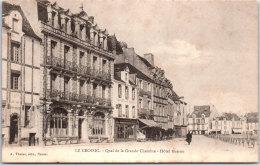 44 LE CROISIC - Quai De La Grande Chambre, Hotel Masson - Le Croisic