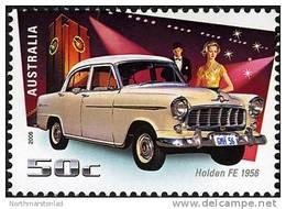 2006. AUSTRALIAN DECIMAL. Driving Through The Years. 50c. Holden FE 1956. FU. - 2000-09 Elizabeth II