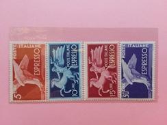 REPUBBLICA - Espressi Nuovi ** + Spese Postali - 1946-60: Nuovi