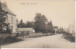 BIEVRE ..-- Route Vers La GARE . - Bievre