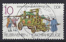 Germany (DDR) 1987  Feuerwehren (o) Mi.3101 - Used Stamps