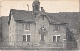 25. Carte-photo. GLAY. Ecole Communale (2) - France