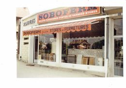 Photographie - 21 - DIJON Côte D'Or Commerce - SOBOFERM Stores Persiennes Volets - - Métiers
