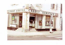 Photographie - 21 - DIJON Côte D'Or Banque Crédit Agricole - Publicité SUZE - Métiers