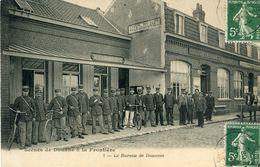 FRONTIERE(DOUANE) - Customs